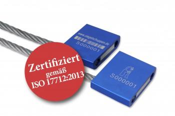 Drahtsiegel_blau_DS5.0_2er_Iso2013 - www.siegelschuppen.de