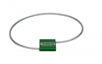 DS3.5 Drahtsiegel grün