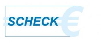Scheck - www.siegelschuppen.de